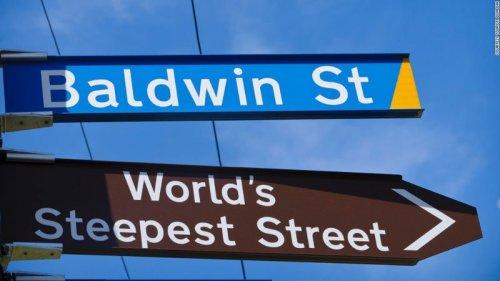 Добро пожаловать на Болдуин-стрит, самую крутую жилую улицу в мире