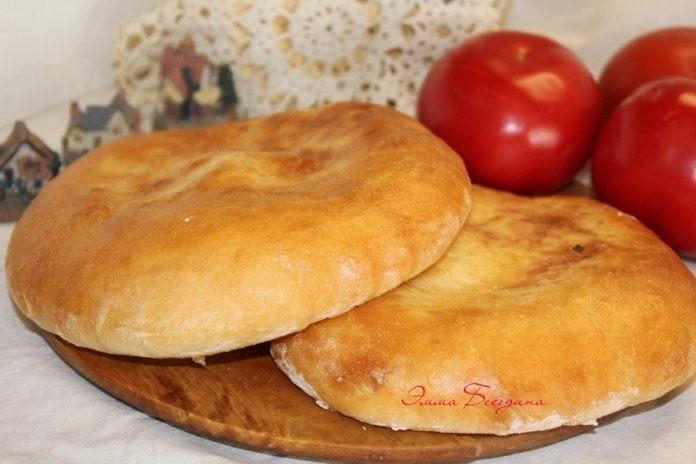 Классика грузинского жанра — Хачапури с пылу с жару.