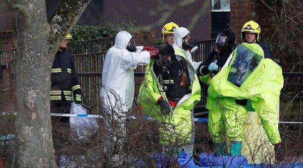 Российский МИД заявил о причастности Британии к теракту и сокрытию улик