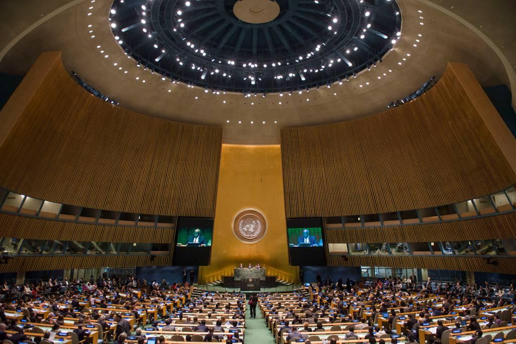 Вопрос отмены «права вето»: РФ должна копать глубже для реформирования ООН