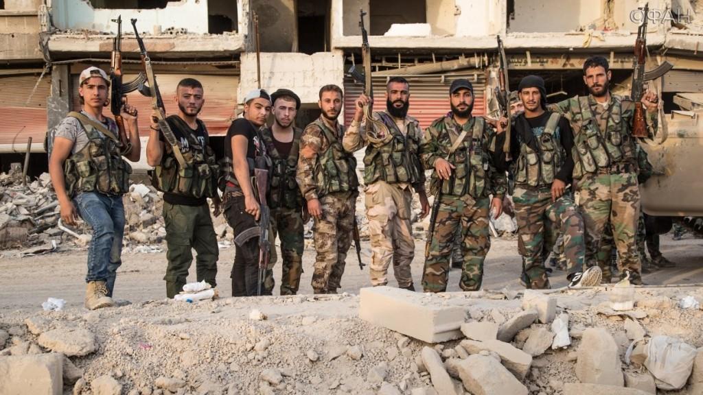 МИДРФ: Боевики пробуют сделать автономию наюге Сирии при помощи США