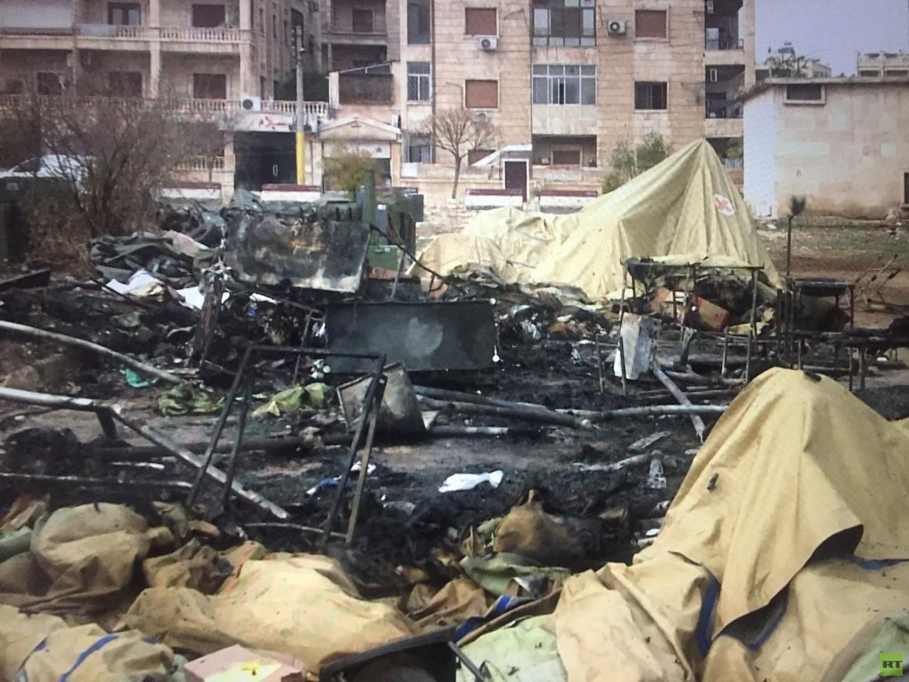 Ни один западный инструктор не должен покинуть Алеппо живим!