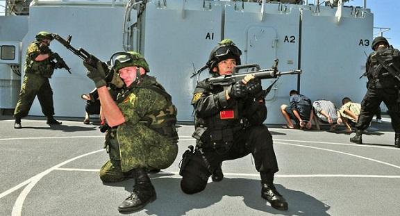 Политик: Латвию непугают российско-китайские морские учения