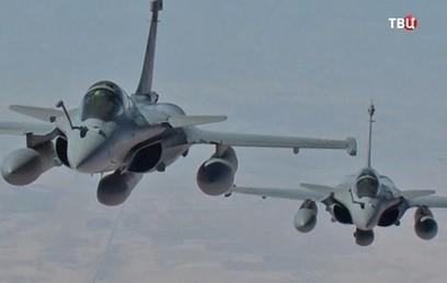 Жертвами авиаудара коалиции в Сирии стали 12 мирных граждан