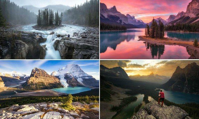 По самым живописным местам планеты: фотографы создают коллекцию потрясающих пейзажей в мире, красивые фото, красивый вид, пейзажи, природа, путешествия, фото, фотографы