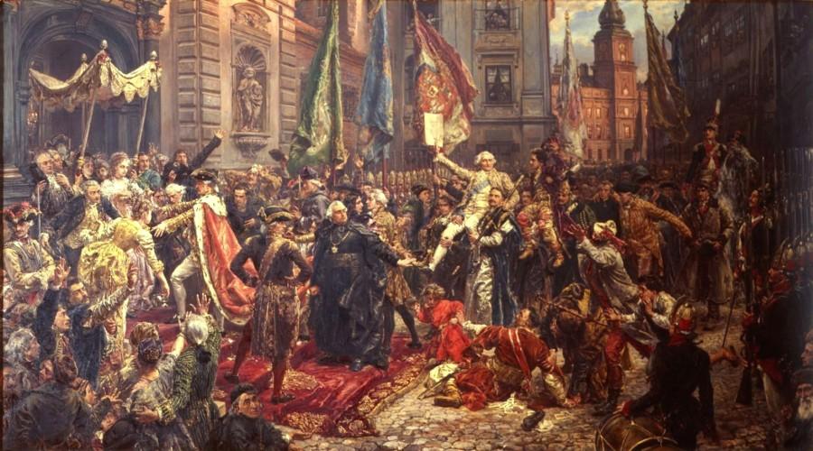 Антироссийские форпосты: Ливония, Литва, Речь Посполитая