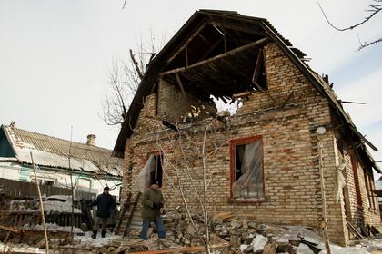 В ЮНИСЕФ оценили последствия боевых действий в районе Авдеевки
