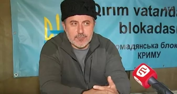 «Марш на Симферополь» Ленура Ислямова — услуга ИГИЛ*?