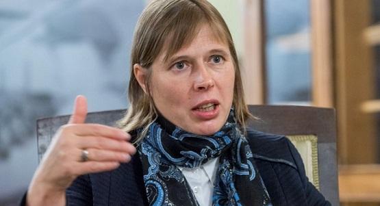 Президент Эстонии: Россия неуважает своих соседей