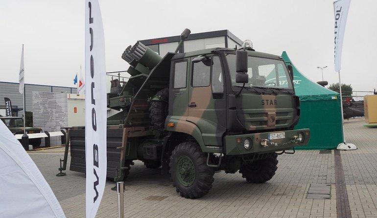 """Польша и Украина создали новую ракетную систему """"Маргаритка"""""""