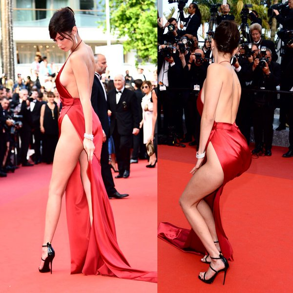 Раскрыт секрет нижнего белья для платьев, которые не каждая осмелится надеть