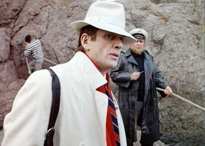 Александр Абдулов в фильме *Десять негритят*, 1987 | Фото: lostfilm.info