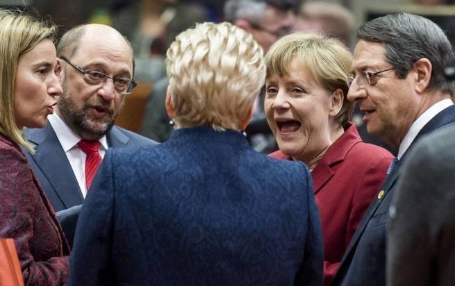 Европа и «Цэевропа»: бунт челяди и челяди челяди к инаугурации. Или псевдобунт?..