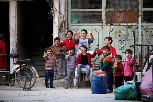 В Сирии свыше 900 человек вернулись в свои дома за прошедшие сутки