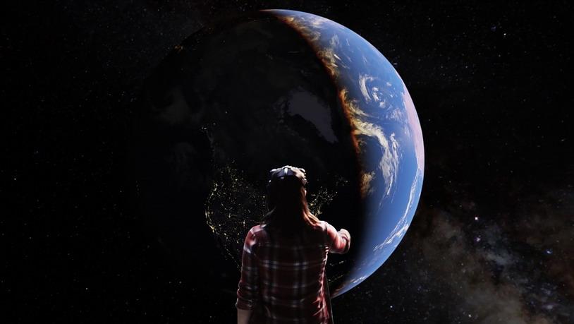Google Earth теперь доступен в виртуальной реальности