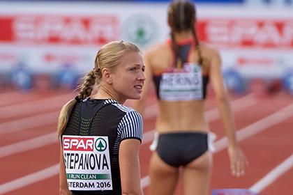 Информатор WADA Степанова заявила о нежелании возвращаться в Россию
