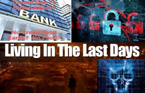 Взломанный Мир стоит на грани Кибер-Апокалипсиса. С понедельника начнется финансовый Армагеддон?