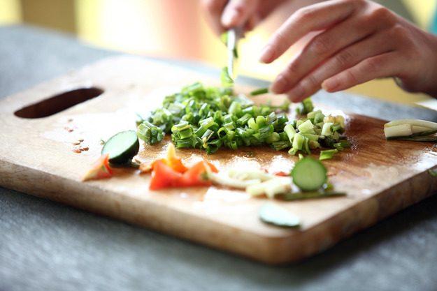 Навыки опытного кулинара - это должен знать каждый!