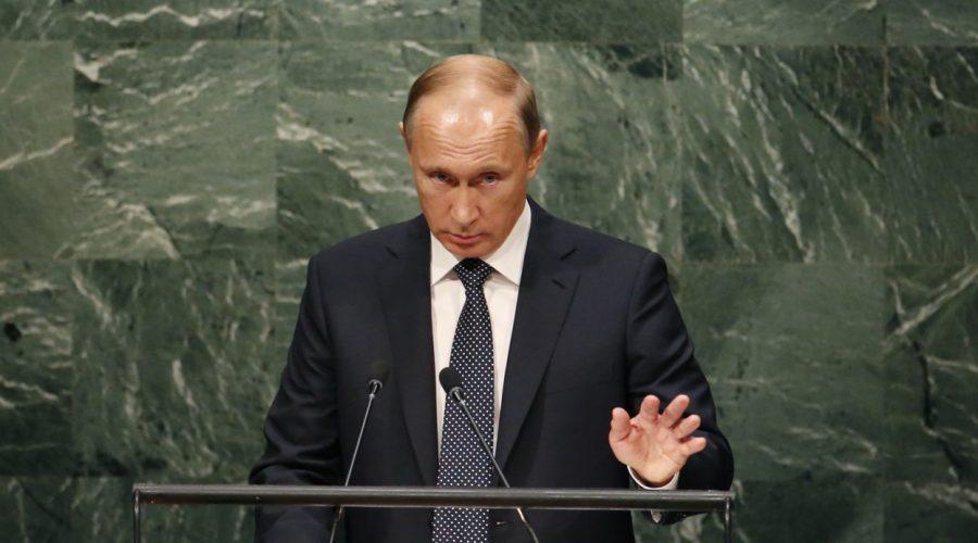 Путин не поедет в Нью-Йорк на Генассамблею ООН.