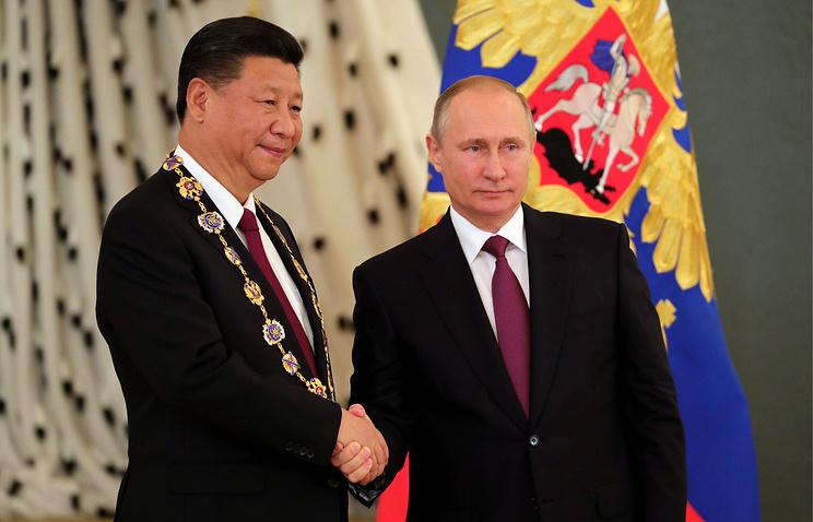 Стратегическое партнерство: итоги переговоров Путина и Си Цзиньпина