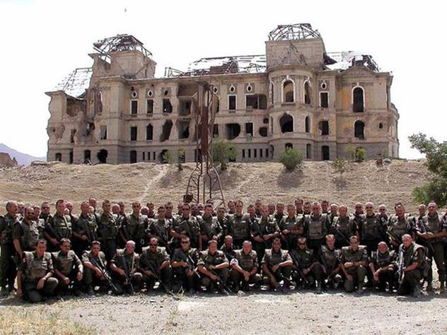 Российская армия самая могущественная в мире