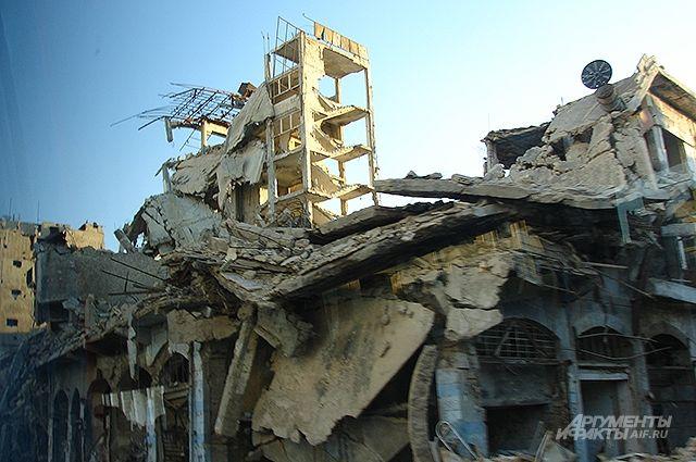 Боевики вновь обстреляли населенные пункты в Латакии и Хаме