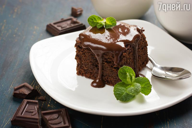 Шоколадно-кофейные пирожные: рецепт от кондитера Бадди Валастро