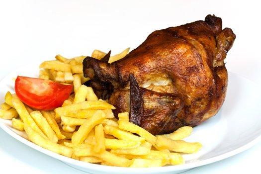 Пища богатая холестерином