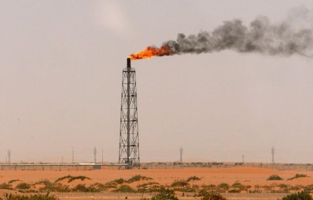 Добыча нефти в Саудовской Ар…