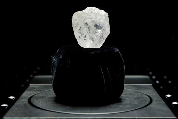 На алмаз весом 1.109 карат не могут найти покупателя