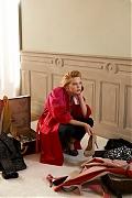 Леа Сейду (Lea Seydoux) в фотосессии Эрика Жильмена (Eric Guillemain) для журналаELLE Korea (апрель 2013)