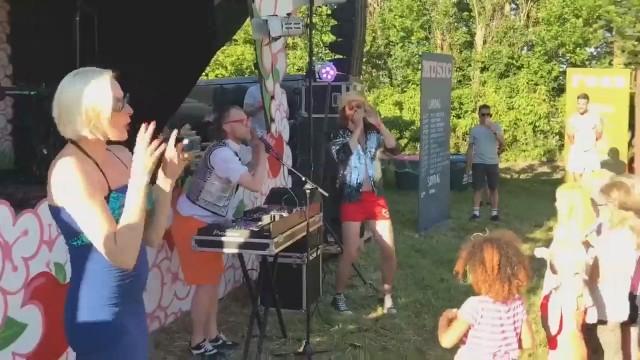 TURN DOWN FOR WHAT в музыкальном лагере