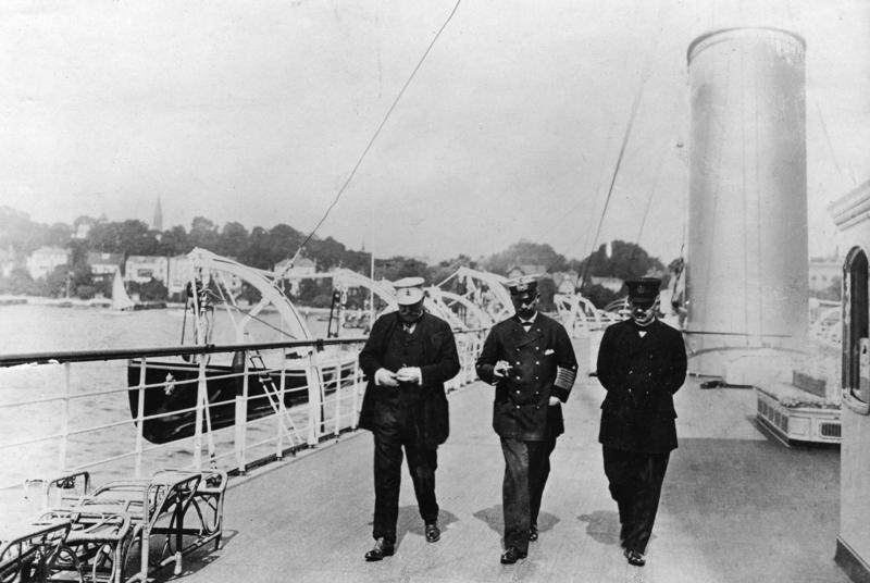 Кайзеровский военно-морской флот и Россия перед первой мировой войной