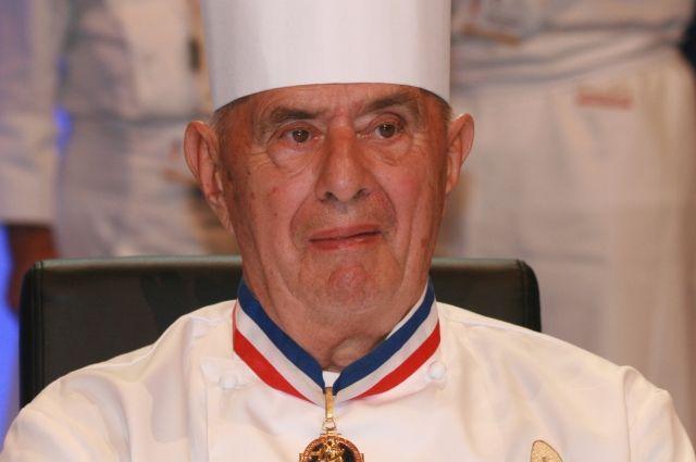 Умер «король французской кухни» Поль Бокюз