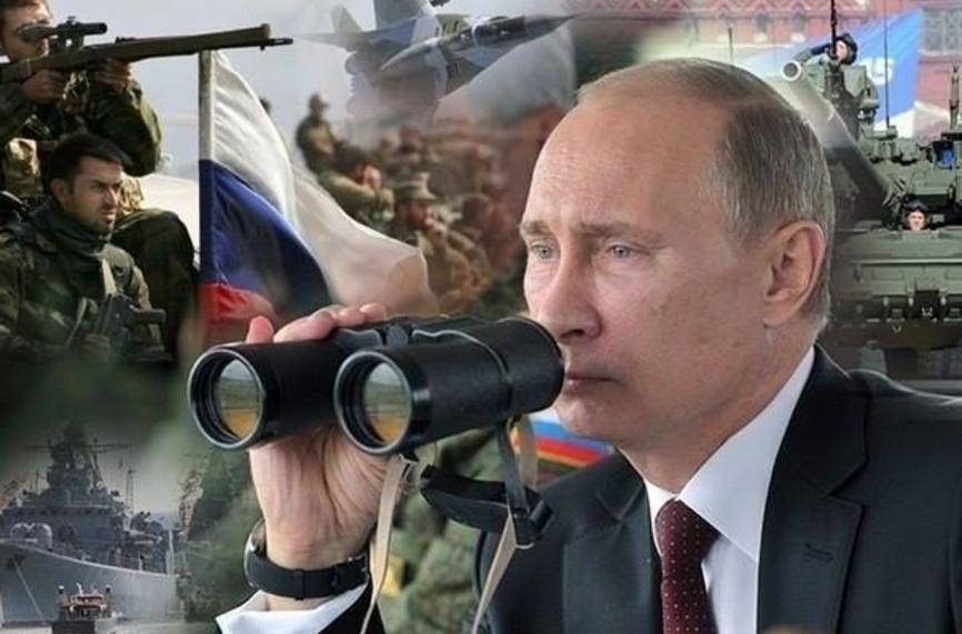 Чего ждёт Путин? На самом деле, он не ждёт. Он действует