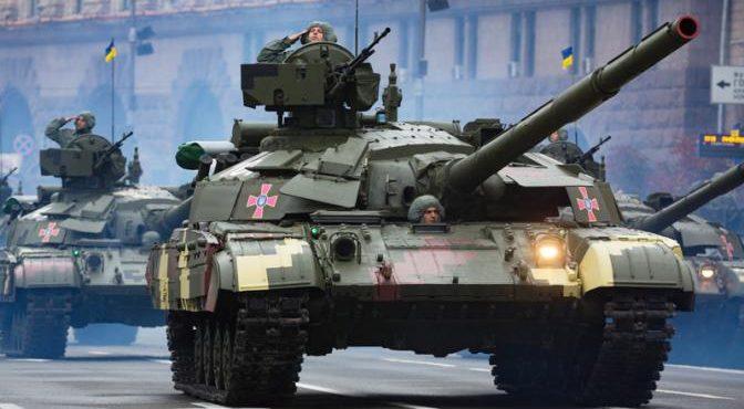 Порошенко — наследникам УПА: Вот вам «Булаты» и крушите русского агрессора