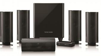 Компактная акустика от Harman обеспечит объемное звучание