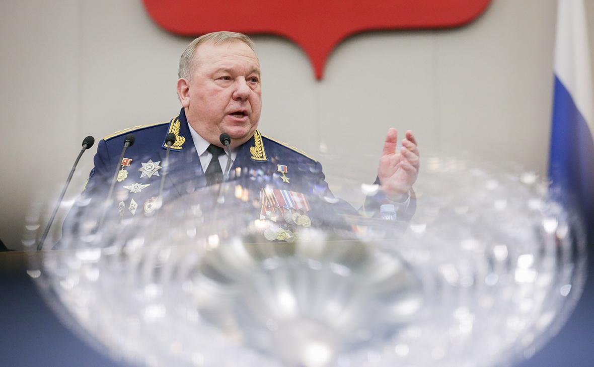 Генерал Шаманов заявил о тот…