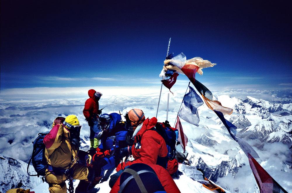 Морская вершина мира: факты об Эвересте