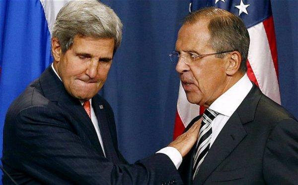 Вашингтон горит вместе с Сирией. Лавров мёртвой хваткой вцепился в Госдеп