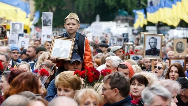 Украина пробудилась: хунта не пройдет!