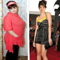 Как похудела актриса в воронины