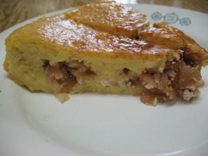 Быстрый пирог с начинкой