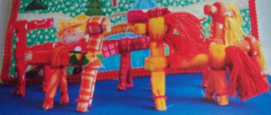 САМОДЕЛКИ. Солнечный конь