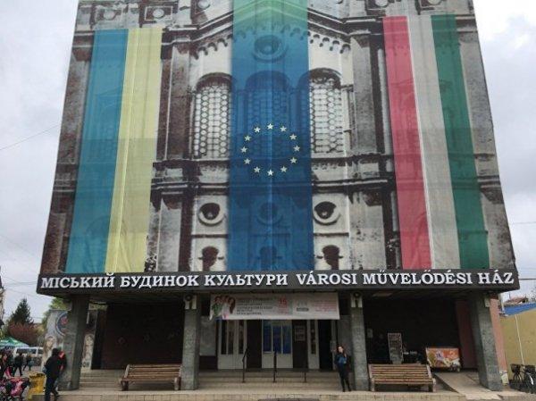 Венгрия уже в Закарпатье и наносит ещё один удар