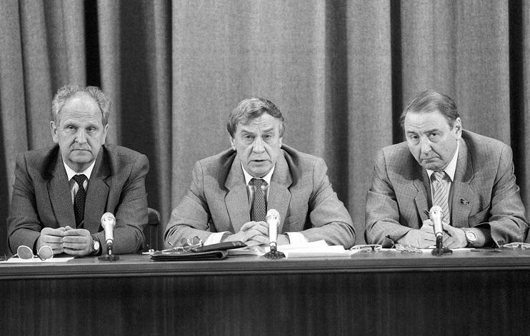 Чем лидеры ГКЧП удивляли бывалых сокамерников в «Матросской тишине»