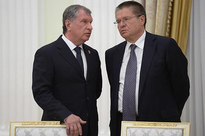 В суде представили запись разговора Улюкаева и Сечина при передаче взятки