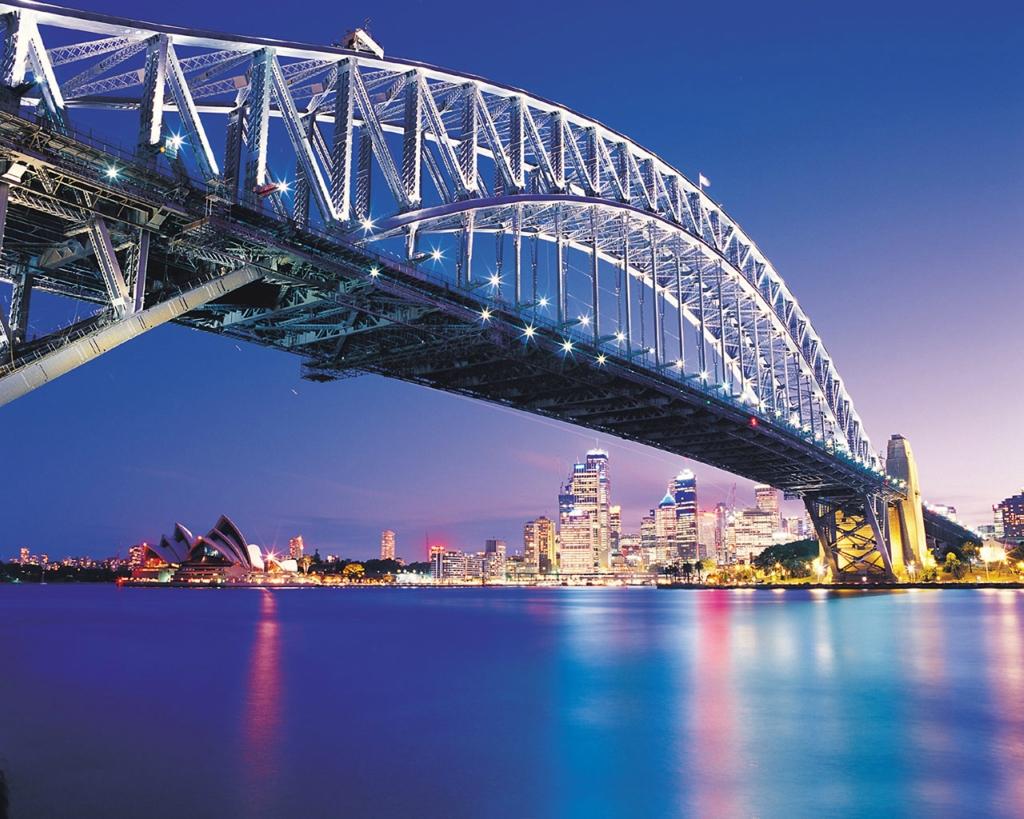 9188 «Золотые ворота» и еще 8 потрясающих мостов для пеших прогулок