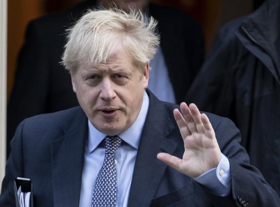 Борис Джонсон: Великобритания покинет Евросоюз 31 октября