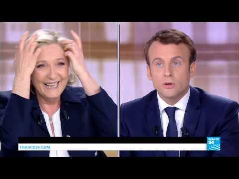 Ле Пен: В любом случае Францией будет управлять женщина: это буду либо я, либо госпожа Меркель